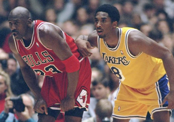 Michael Jordan VS Kobe Bryant   Identical Plays Comparison