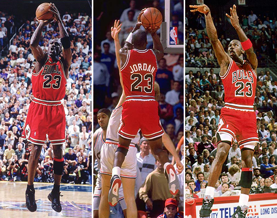 A Look at Michael Jordans 23 Game Winning Shots