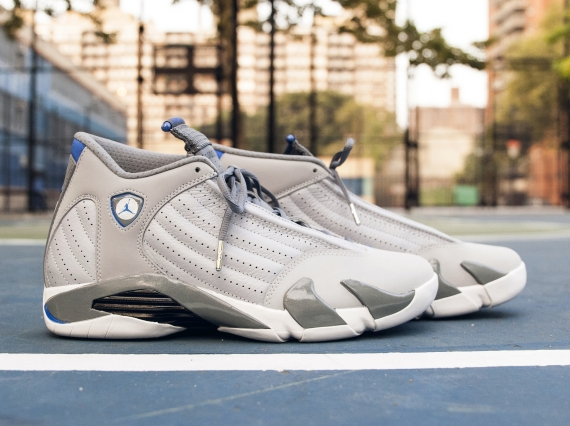 differently 8697a e12e7 Air Jordan 14