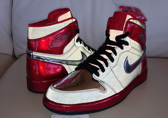 Air Jordan 1 Retro High OG: Legends of the Summer   Available on eBay