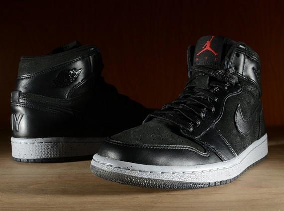 The Air Jordan 1 Retro High OG: NYC Releases Tomorrow