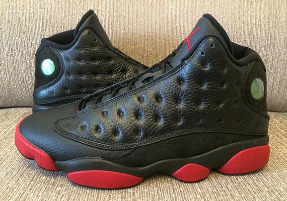 Another Look at the Air Jordan 13 Bred