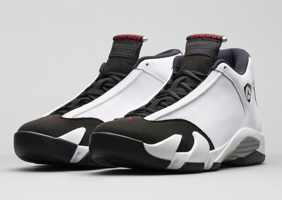 Air Jordan 14 Retro: Black Toe   Nikestore Release Info
