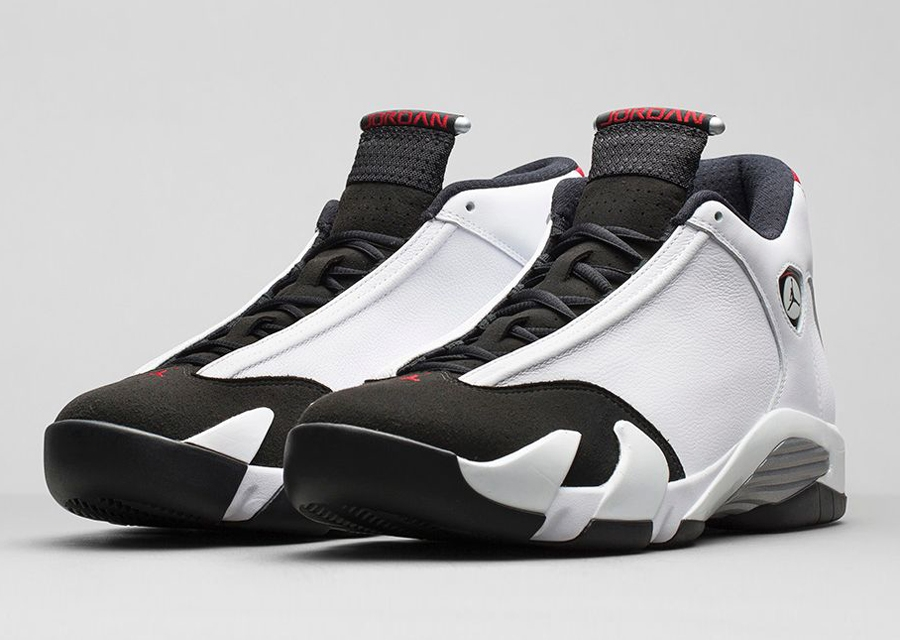 The Air Jordan 14 was a surprising addition to the Air Jordan retro slate  this year, as we've seen three brand new colorways arrive at retailers  throughout ...