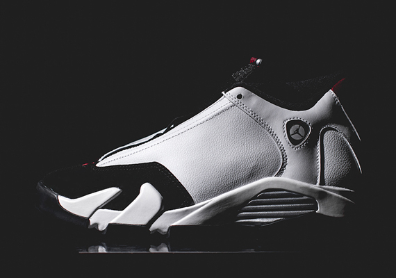 Air Jordan 14: Black Toe   Release Reminder