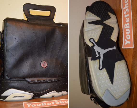 Air Jordan 6 Messenger Bag on eBay