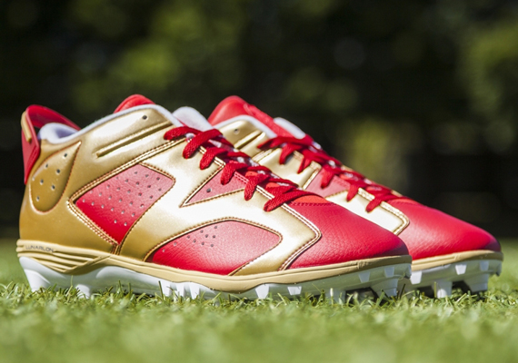 Air Jordan 6 PE Cleats to Kick Off 2014 NFL Season