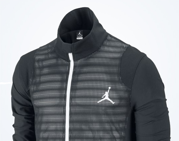 Air Jordan AJ XX9 Mens Warm Up Jacket