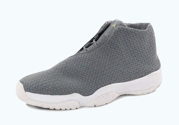 Air Jordan Future: Cool Grey