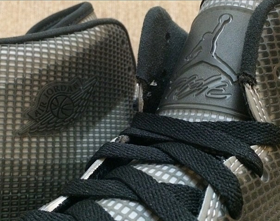 Another look at the Air Jordan 4Lab1
