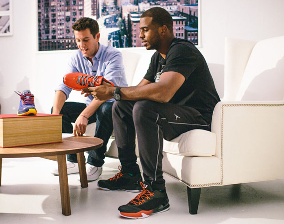 Chris Paul Talks Jordan CP3.VIII & Gets Quizzed on Air Jordan Retros