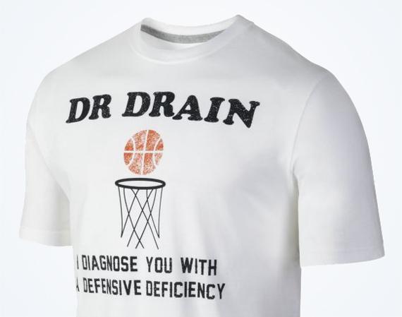 Jordan Brand Dr. Drain Mens T Shirt