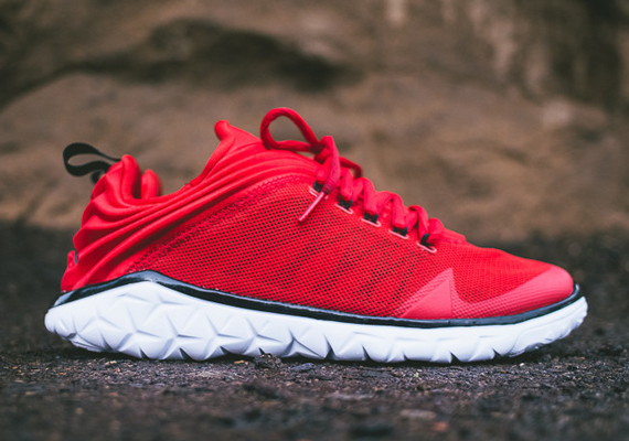 "Jordan Flight Flex Trainer: ""Gym Red"" – Available"
