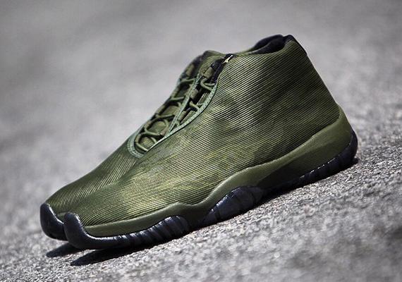 Air Jordan Future Camo Shoes