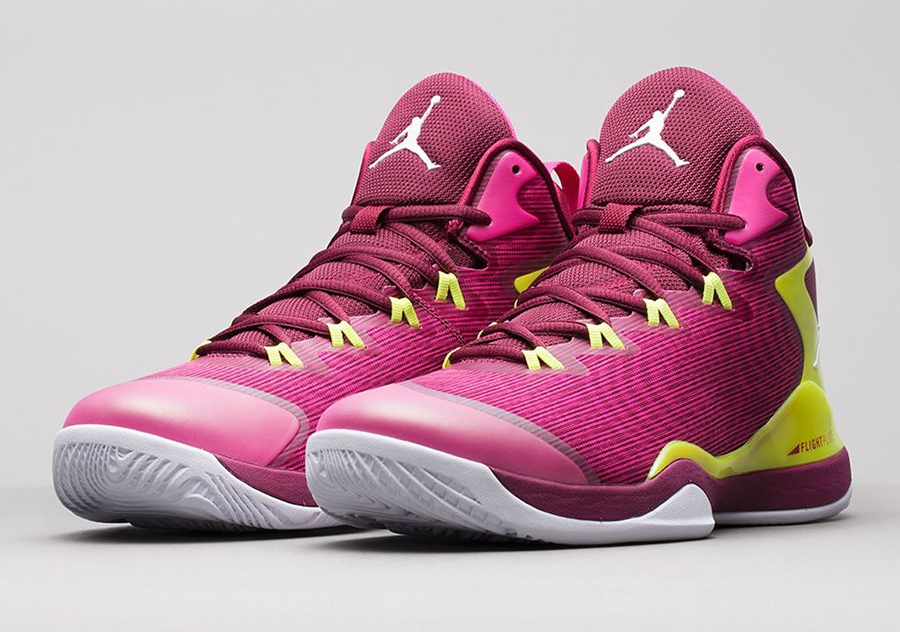 e9d32d72997ea9 The Jordan Super.Fly 3 made its way to NIKEiD recently