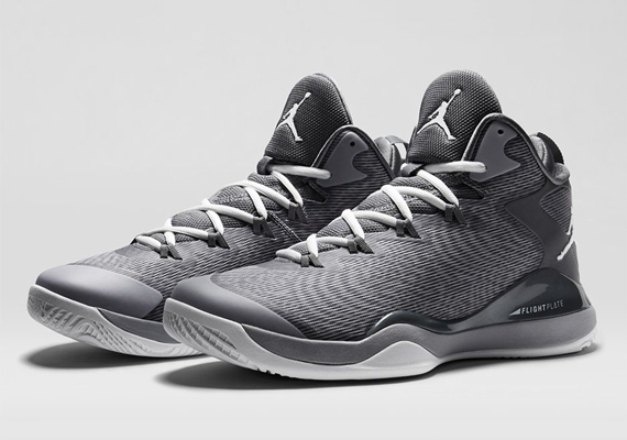 Jordan Super.Fly 3: Wolf Grey   White   Cool Grey
