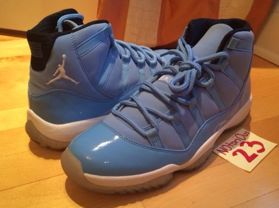 Air Jordan 11: Pantone   Promo Sample from 2010   Available on eBay