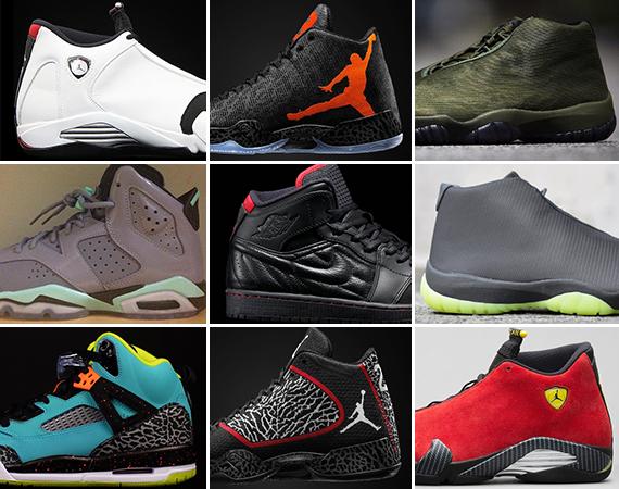September 2014 Jordan Brand Releases