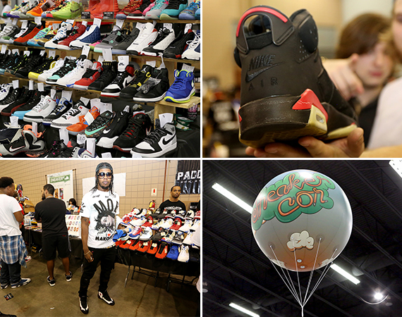 Sneaker Con: Atlanta   September 2014 Event Recap