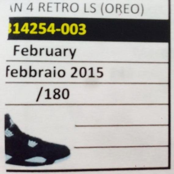 air jordan 4 retro release date