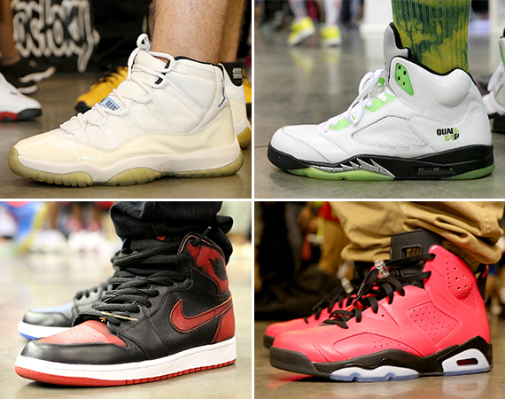The 50 Best Air Jordans Seen at Sneaker Con Atlanta