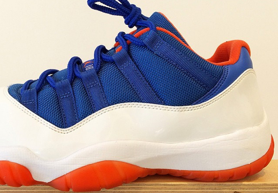 Air Jordan 11 Low: Knicks