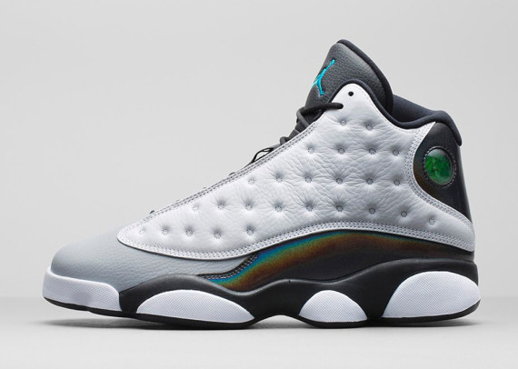 "Initially dubbed the Air Jordan 13 ""Barons"" thanks to that minor-league  referencing black and grey in reference to Mike's time on the baseball  diamond, ..."
