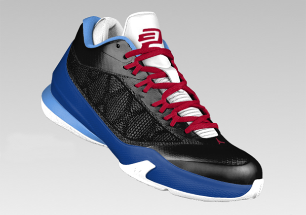 new style 20f50 23bdc Chris Paul s Jordan CP3.VIII has yet to release in any official way yet,  but today it just hit NIKEiD. CP3 s 8th model features a number of options  from a ...