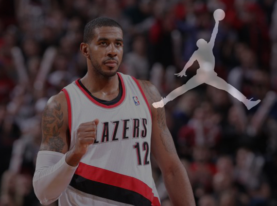 LaMarcus Aldridge Signs with Jordan Brand