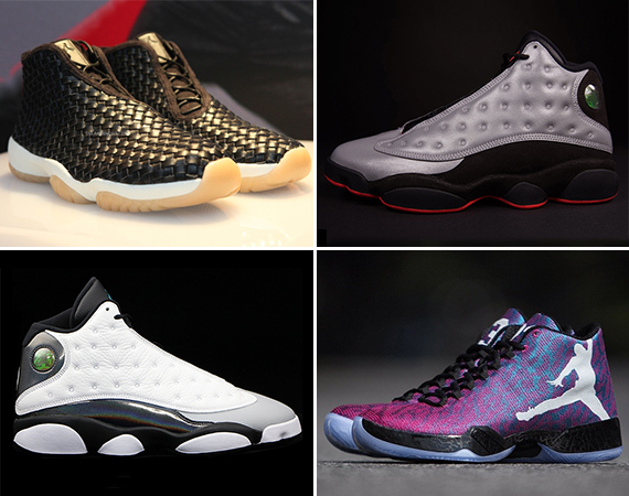 October 2014 Jordan Brand Releases