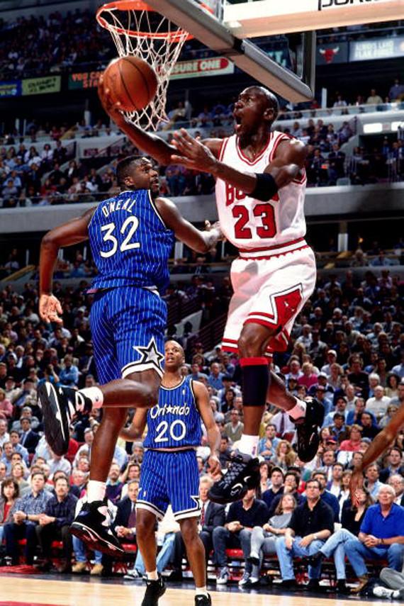 Michael Jordan Nike Flight Shoes