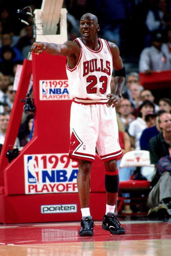 Remember Michael Jordan s 1995 Comeback With These 20 Photos - Air Jordans 6987c6f7f7df