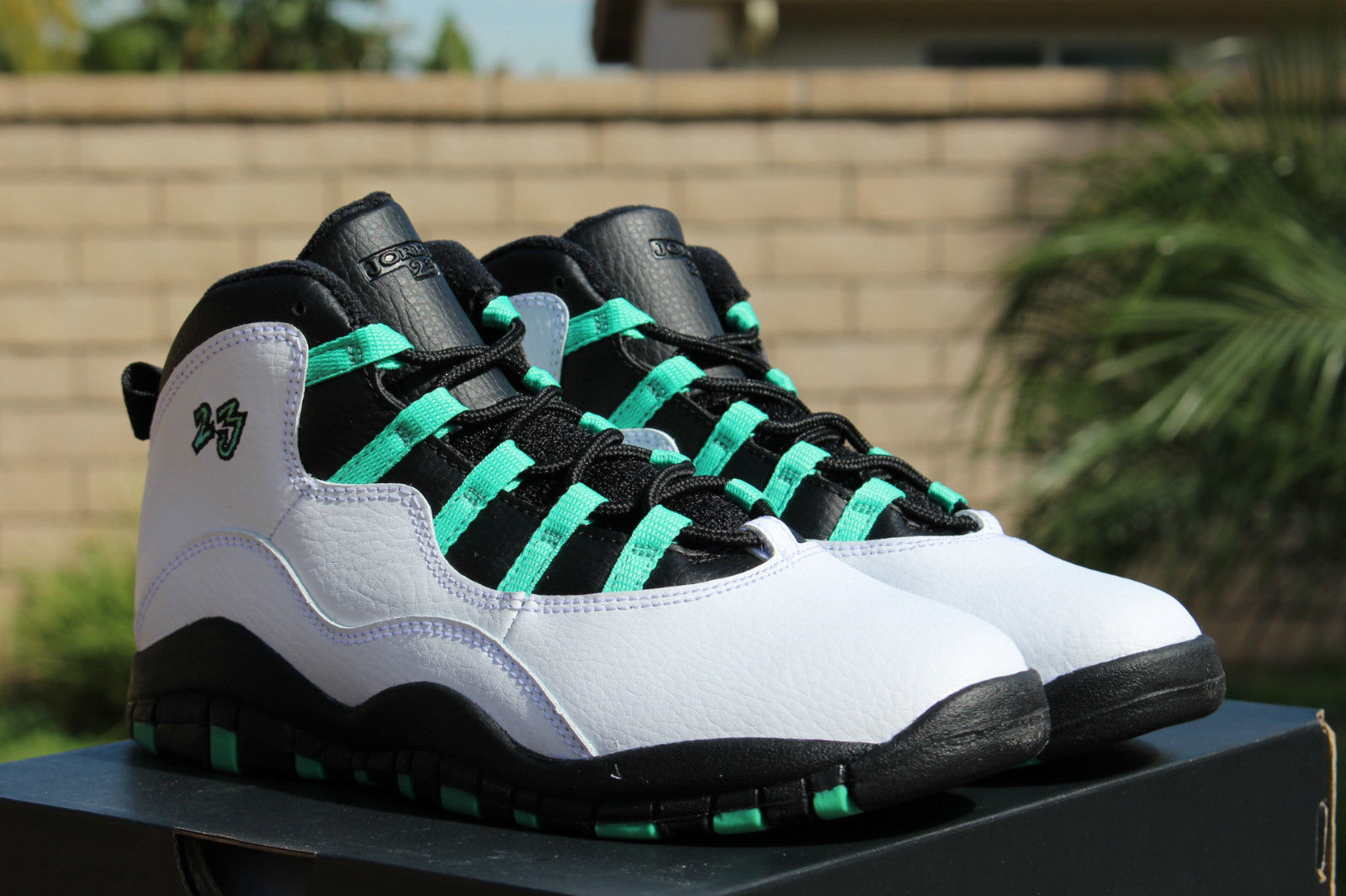 wholesale dealer 1462d 6afd4 ... closeout girls air jordan 10 verde marks double nickel history too air  jordans release dates more