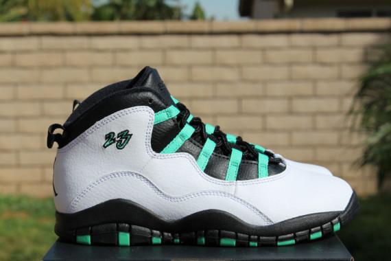 Air Jordan 3 verde