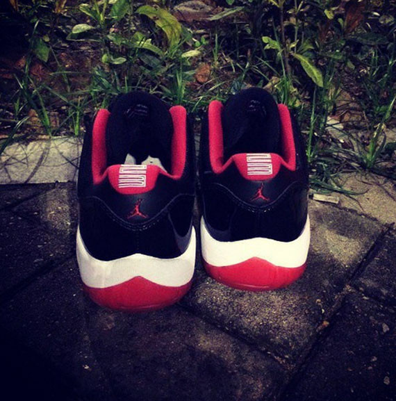 Fresh Air Jordan 11 Low