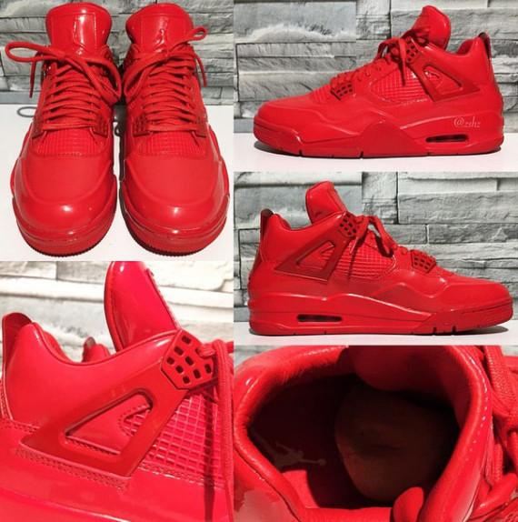 Air Jordan 11LAB4 Does Its Best