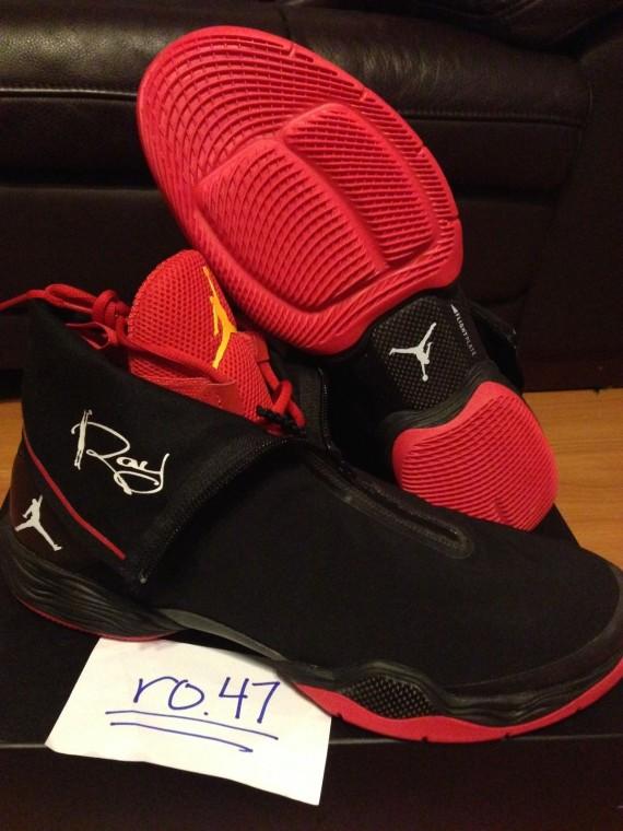 Air Jordan Xx8 Ray Allen Pe 2