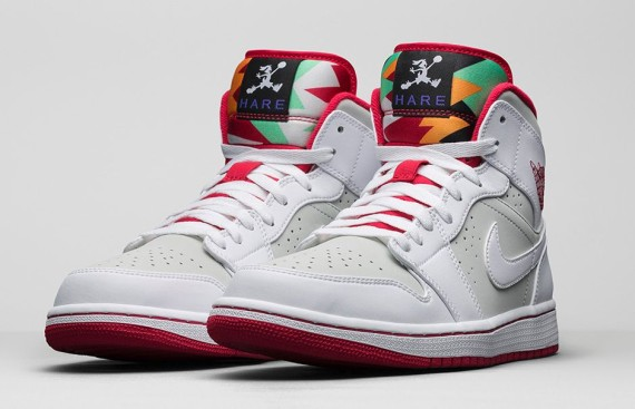 4b5fbbf57341a2 With the return of Bugs Bunny to the Jumpman fold in 2015