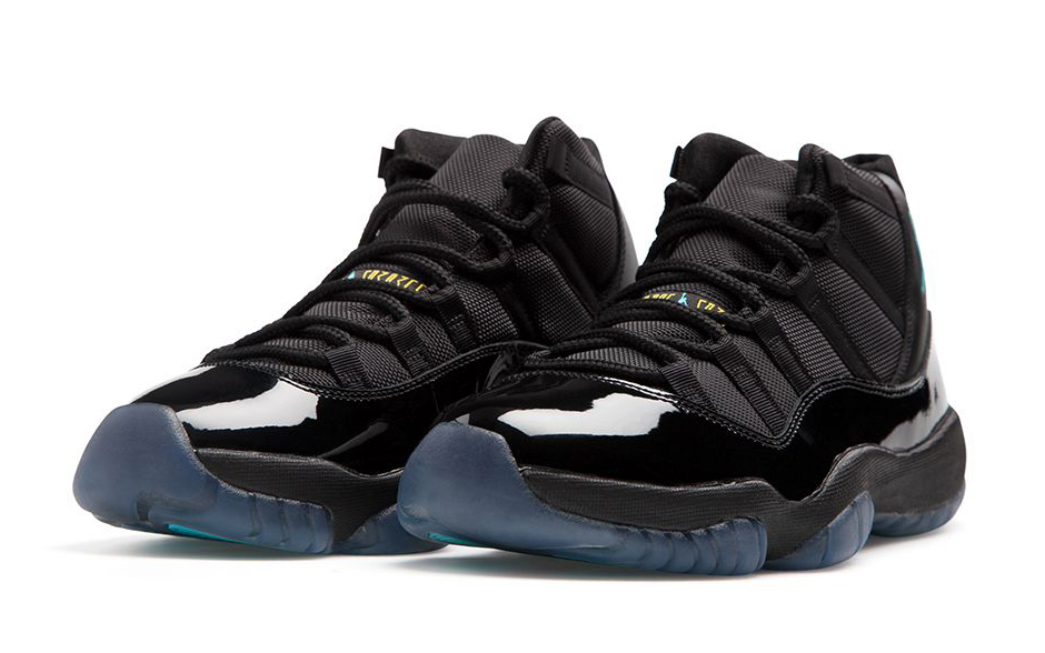 Jordans 11 gamma blue low