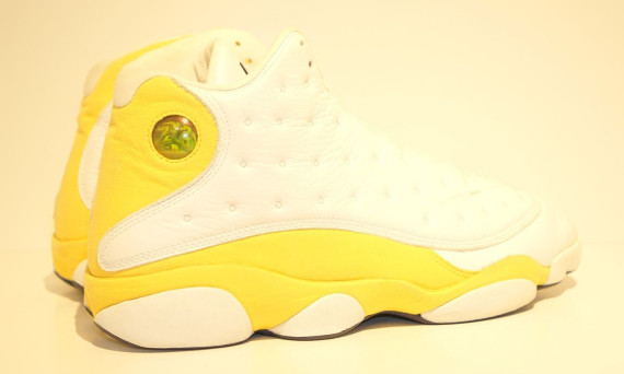 The Daily Jordan: Air Jordan XIII PE For Fred Jones