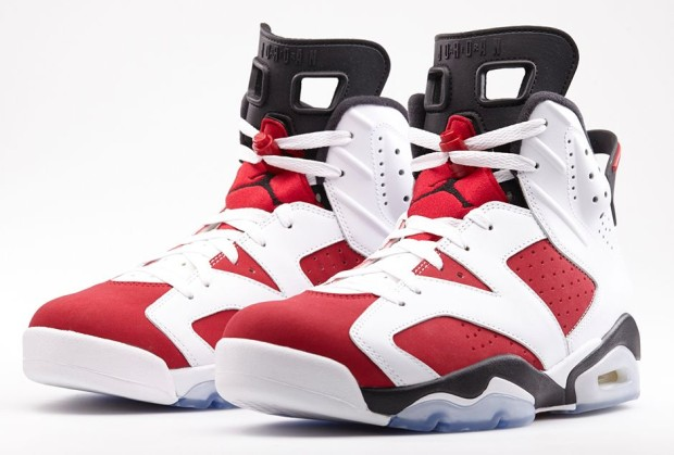 What Air Jordan 6 Carmine Became