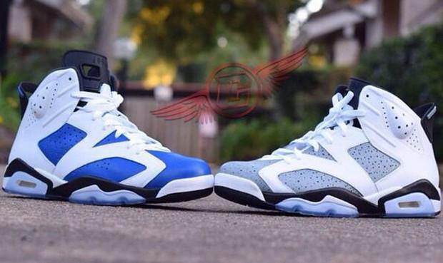 ... sneakheat · air-jordan-6-custom-blue-carmine ... 646a2098c