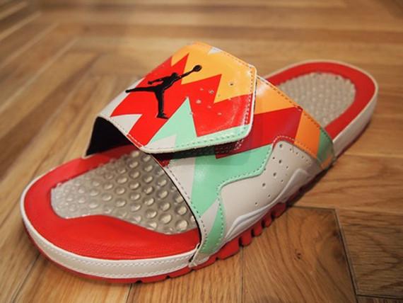 f728132be017e2 Air Jordan Sandal Archives - Air Jordans