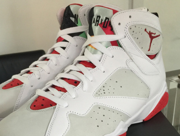 Brush Up On The Latest Air Jordan 7