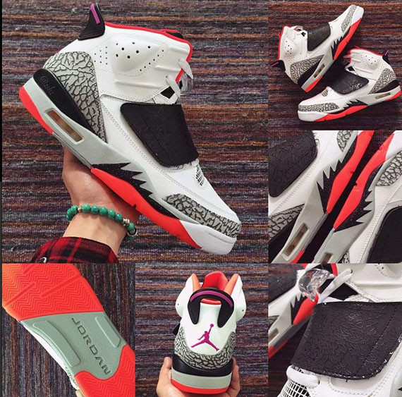 3473abfc01bb0f new arrivals jordan son of mars came saturday jordan outfit ce5ec e7227