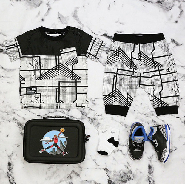 For Every Kids Air Jordan, There's A Matching Clothes Set ...