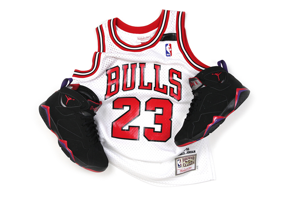 """Mitchell & Ness To Release Michael Jordan's Jersey From """"The Shrug"""" Game - Air Jordans, Release ..."""