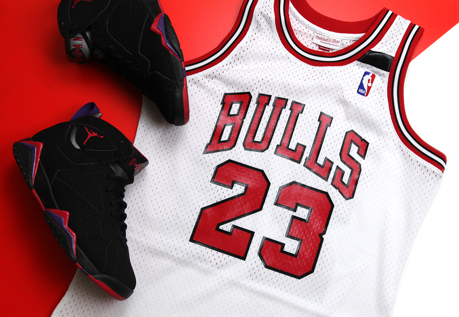 99142ab93 Mitchell   Ness To Release Michael Jordan s Jersey From