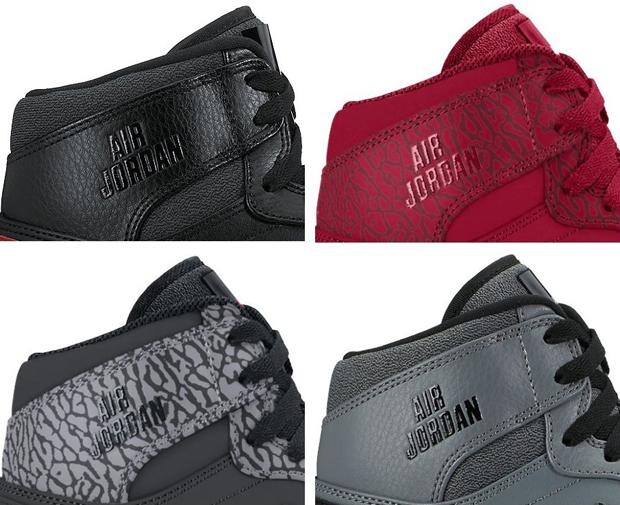 4 Air Jordan 1