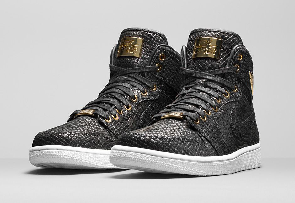Air Jordan 1 Pinnacle Official Photos & Release Info